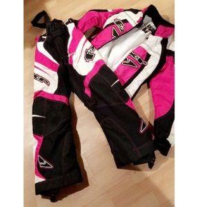 FXR snowmobile jacket & snowpants!